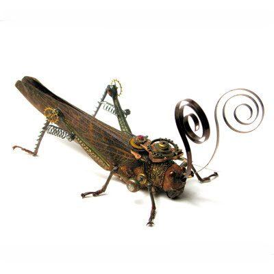 Механические жуки своими руками